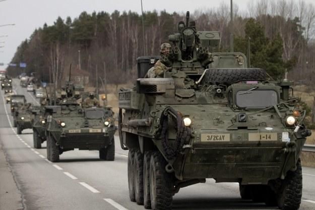 Amerykańskie konwoje wojskowe przejadą przez Polskę