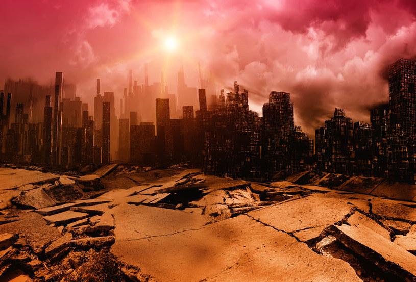 Amerykańskie miasta wkrótce czeka katastrofa? /©123RF/PICSEL
