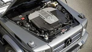 AMG zajmie się opracowaniem silników V12 do Mercedesów