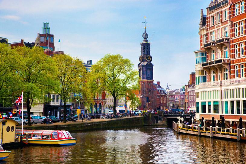 Amsterdam - stary kanał /123RF/PICSEL