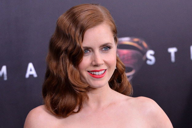 Amy Adams /Getty Images/Flash Press Media