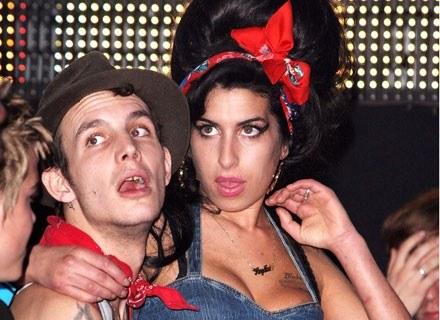 Amy Winehouse i Blake Fielder-Civil /Getty Images/Flash Press Media