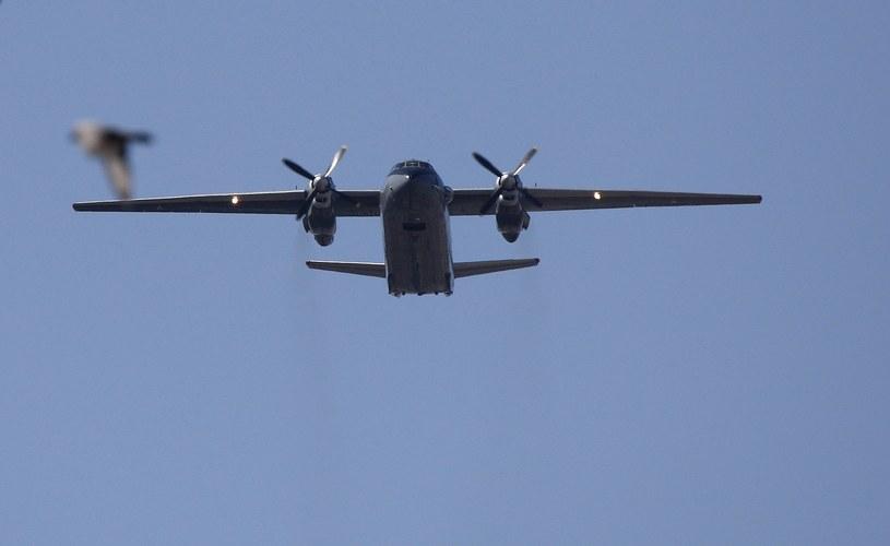 AN-26 (zdj. ilustracyjny) /REUTERS/Laszlo Balogh /Agencja FORUM