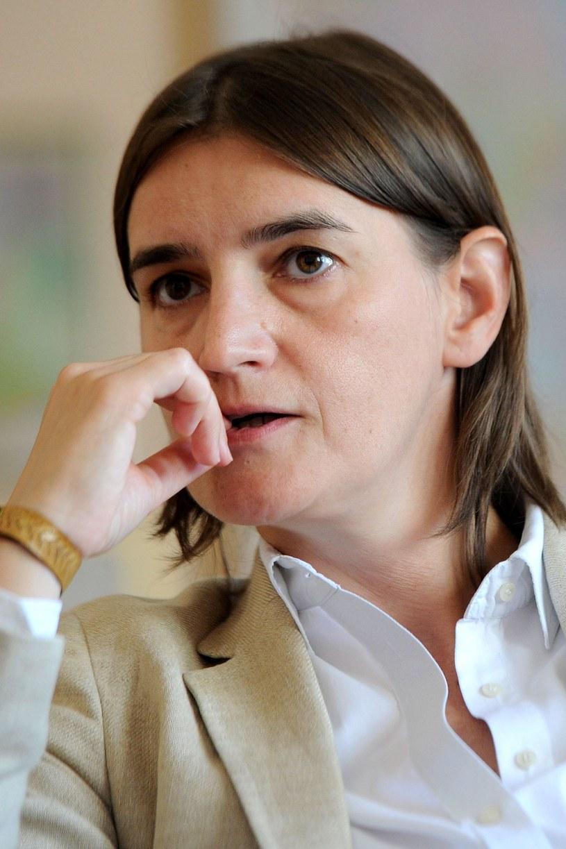 Ana Brnabić /AFP