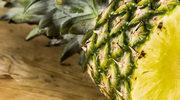 Ananasowa przekąska w tajskim stylu