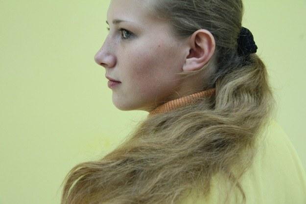 Anastazja Vylchan pracuje w fabryce, w której przetwarza się włosy /The New York Times