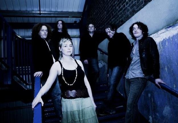 Anathema to główna gwiazda Ino-Rock 2010 /Oficjalna strona zespołu