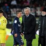 Ancelotti: Verratti wykorzystał Barcelonę, żeby dostać podwyżkę w PSG