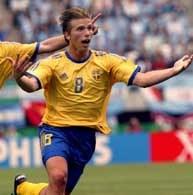 Anders Svensson pogrążył Argentynę