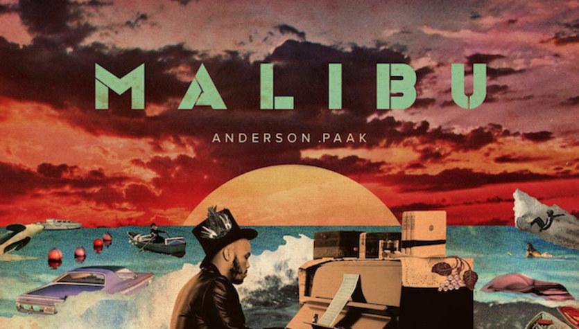 "Anderson .Paak ""Malibu"": Czerni czar"