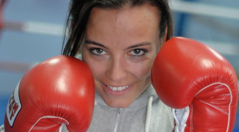 Anna na ringu /Agencja W. Impact