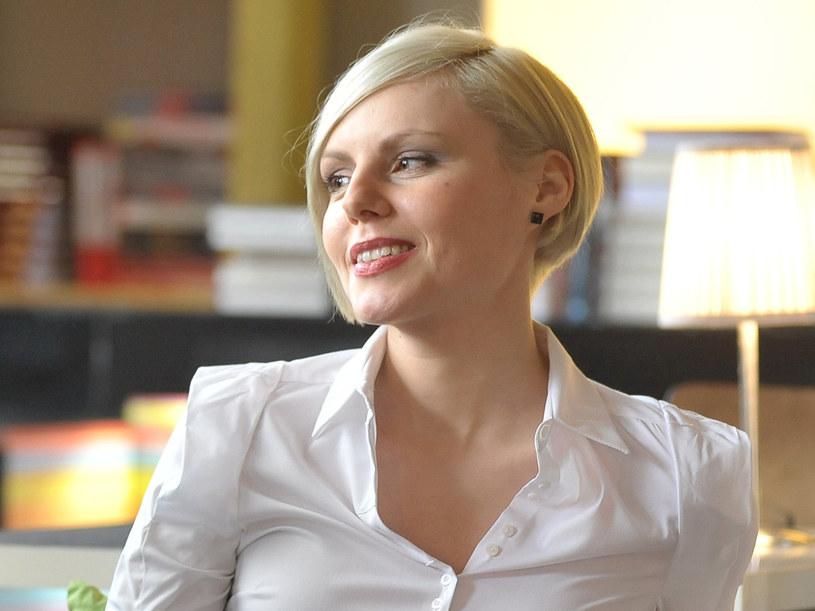 Anna Winkler to najbardziej konkretna kobieta w Załodze /Agencja W. Impact