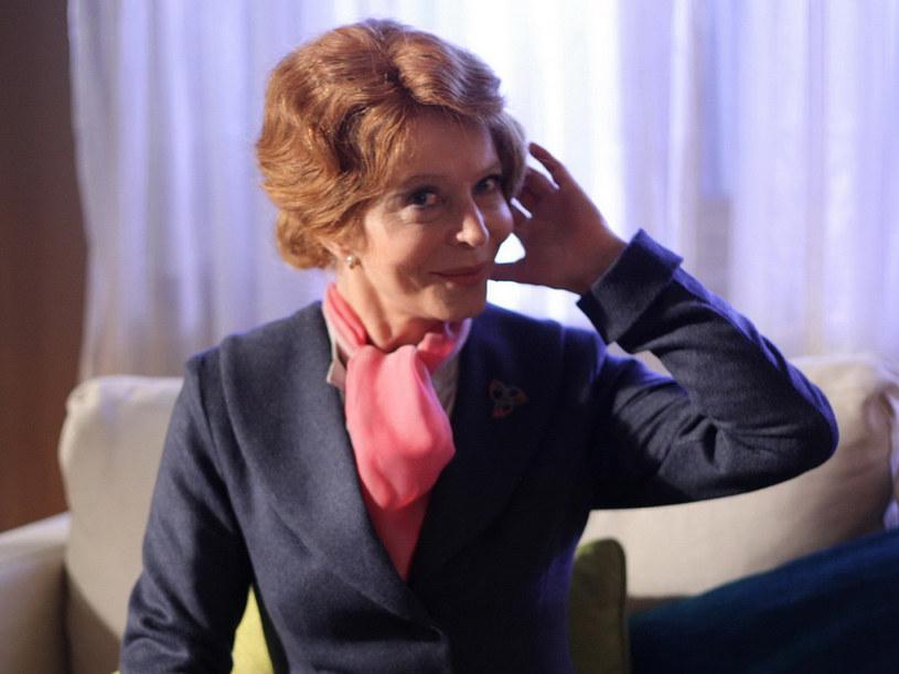 Annie Romantowskiej bardzo podoba się nietypowa rola Heleny /Agencja W. Impact