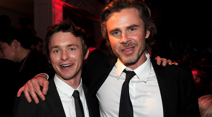 """Bracia"": Marshall Allman i Sam Trammell /Alberto E. Rodriguez /Getty Images/Flash Press Media"