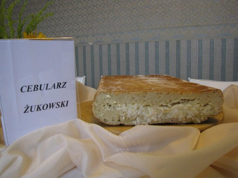Cebularz żukowski /Krzysztof Kot /RMF FM