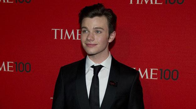 """Chris Colfer jest jedną z największych gwiazd serialu """"Glee"""" /AFP"""