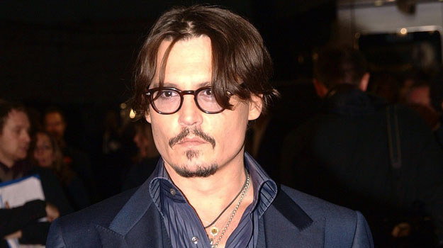 Czasami maluje paznokcie. Nie tylko on, bo również Al Pacino, David Beckham, /AFP