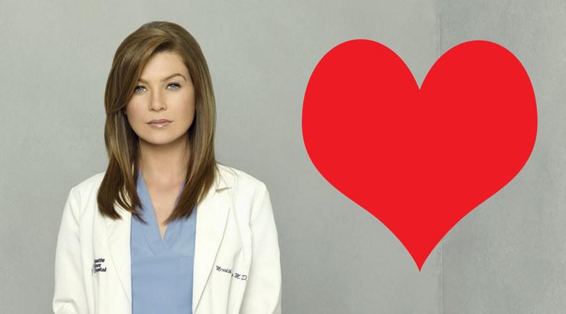 Czy dr Meredith Grey zostanie sama? /materiały prasowe