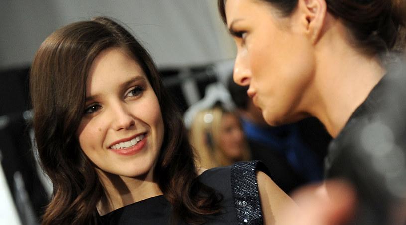 Czy Sophia Bush (po lewej) sprawdzi się w nowej roli /Jason Kempin /Getty Images/Flash Press Media