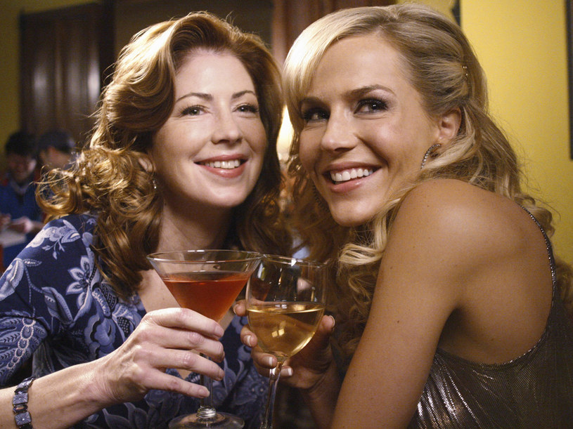 """Czy to jednorazowany """"wybryk"""" czy między kobietami coś zaiskrzy? /? 2009 ABC INC. /materiały prasowe"""