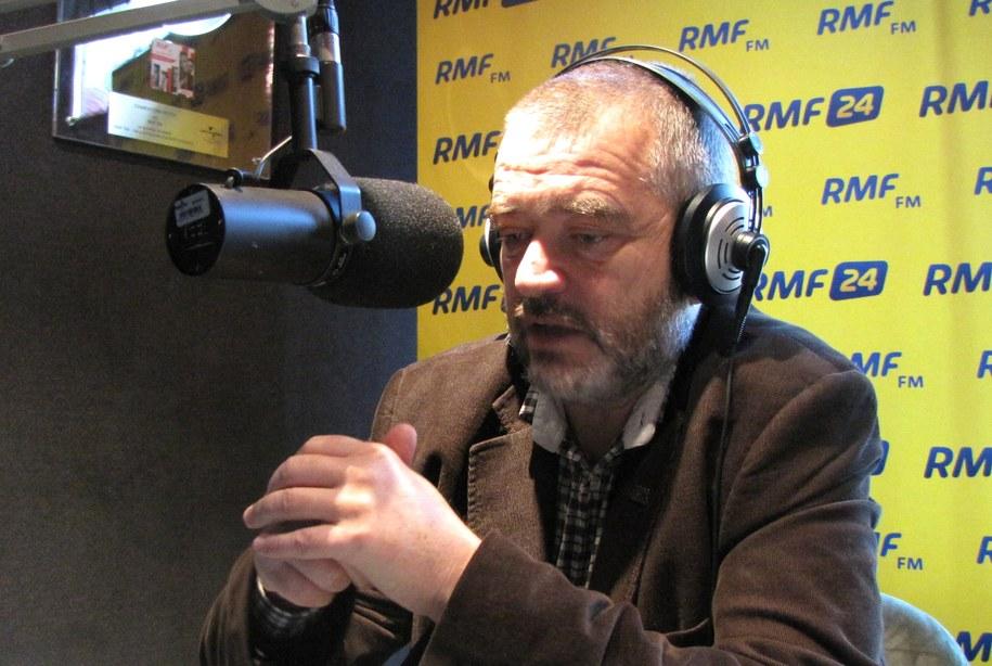 Dariusz Filar /Kuba Kaługa /RMF FM