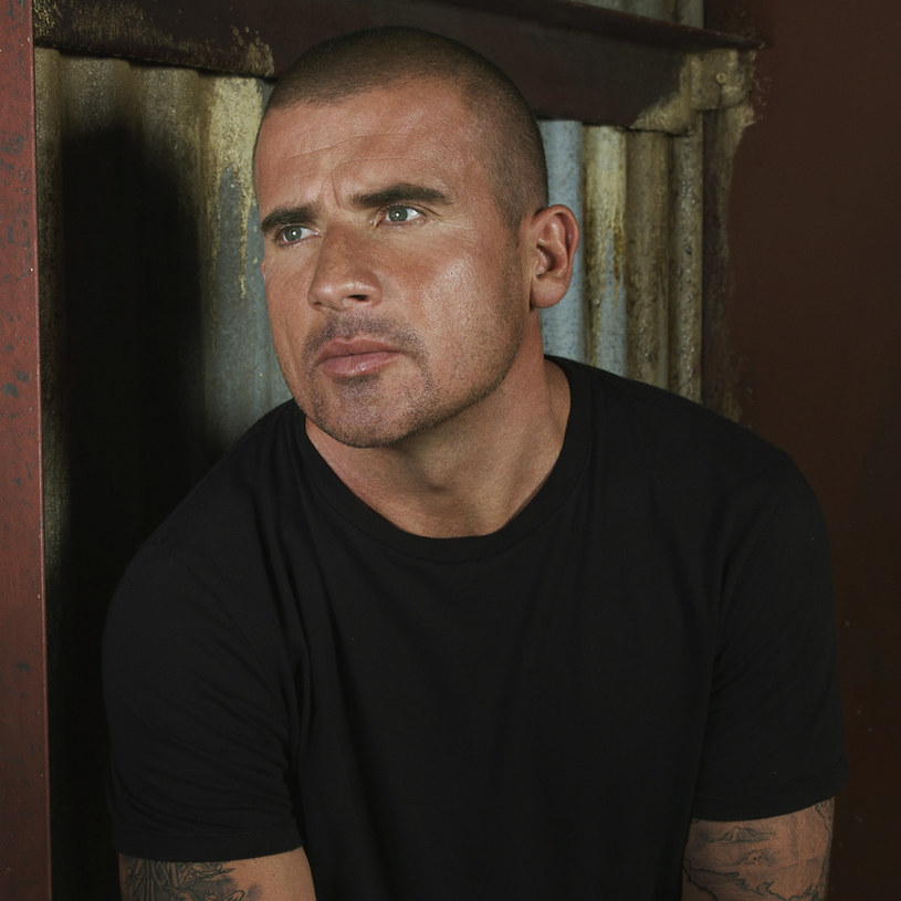 Dominic Purcell (Lincoln Burrows) /Polsat