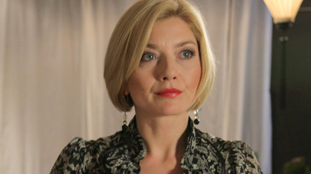 Edyta Olsżówka lubi swoją nową postać - Polę /Agencja W. Impact