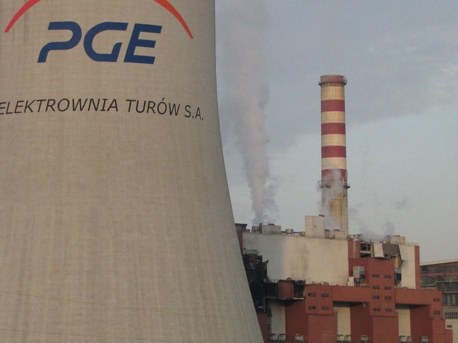 Elektrownia Turów w Bogatyni /Józef Polewka /RMF FM