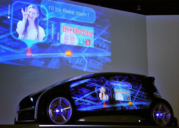 Fun-Vii mogłyby zrewolucjonizować motoryzacyjne obyczaje... /AFP