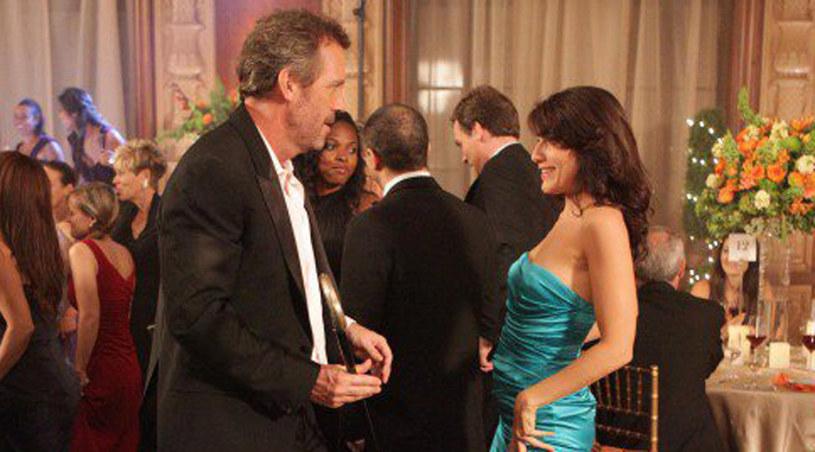 Gregory i Lisa na weselu /materiały prasowe