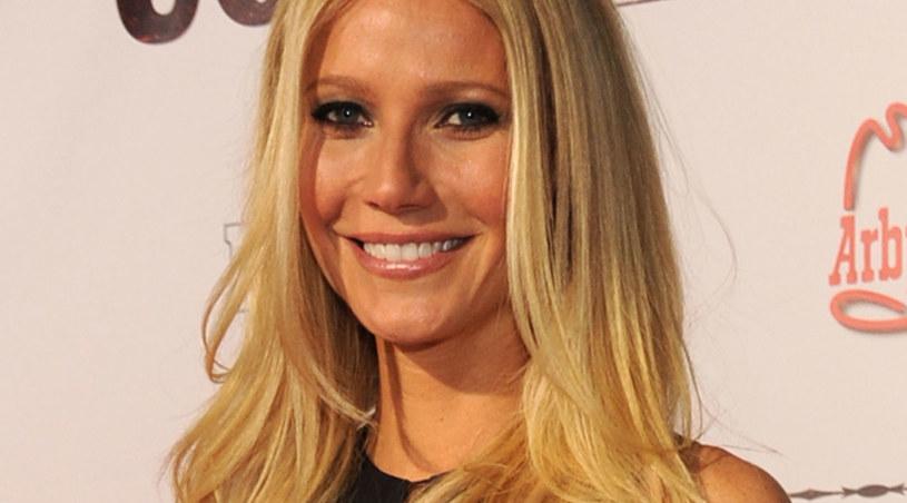 """Gwyneth Paltrow poznała się z twórcą serialu na planie jego pełnegometrażu - """"Biegając z nożyczkami"""" /Rick Diamond /Getty Images/Flash Press Media"""