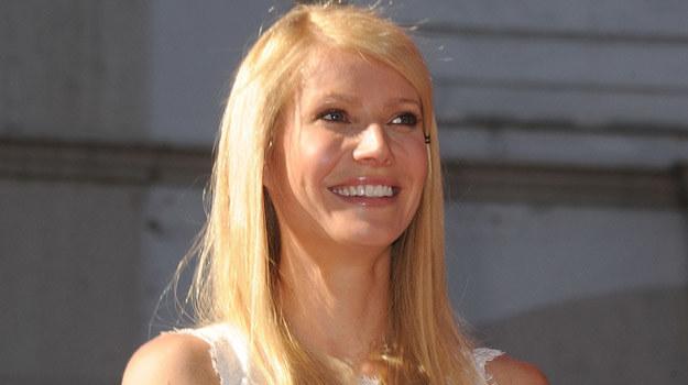 Gwyneth Paltrow uhonorowana na The Hollywood Walk Of Fame /Jason Merritt /Getty Images/Flash Press Media