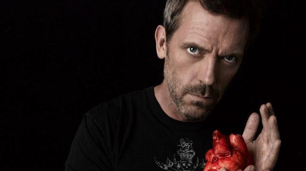 Hugh Laurie /materiały prasowe