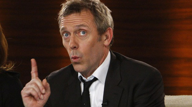 Hugh Laurie /AFP