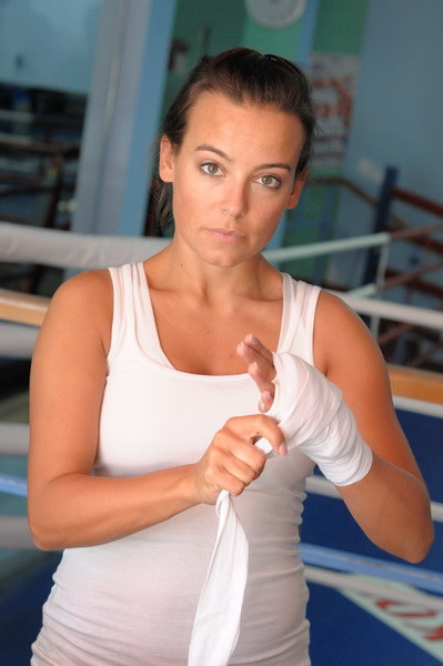 """Jak z """"Kickboxera"""" z Van Damme'em! /Agencja W. Impact"""