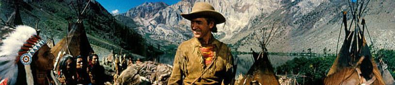 """""""Jak zdobywano Dziki Zachód"""": amerykański western z 1962 roku. Film podzielony na segmenty jest epicką sagą o rodzinie Prescottów - osadników, którzy ruszyli na Dziki Zachód. /materiały prasowe"""