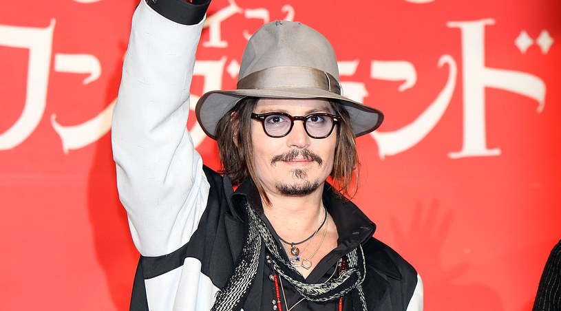 Jakim Doktorem byłby Depp? /Junko Kimura /Getty Images/Flash Press Media