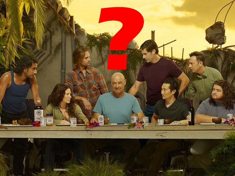Jeśli chcesz zagrać z Locke'iem w 20 pytań, to dziesięć pierwszych znajdziesz tutaj. /ABC /materiały promocyjne