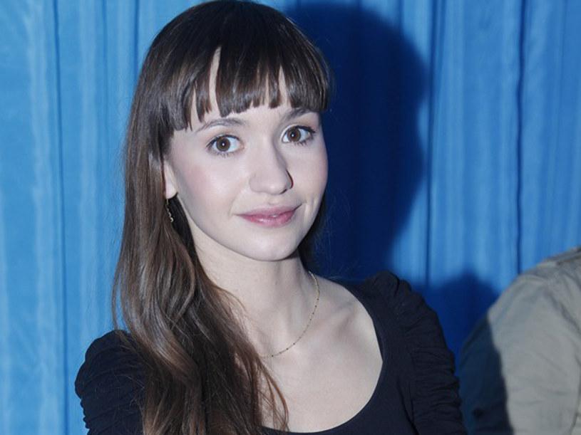 Joanna Osyda. /Baranowski /AKPA