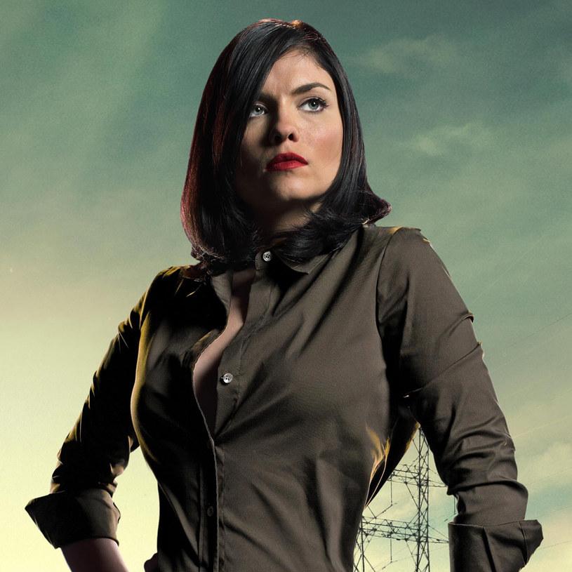 Jodi Lyn O'Keefe (Gretchen Morgan) /Polsat