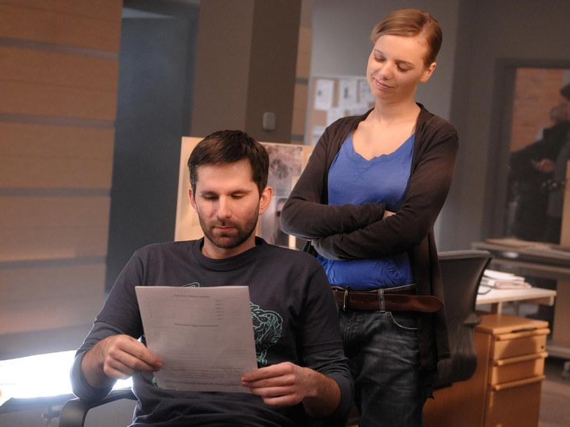 Justyna Schneider i Marcin Bosak /Agencja W. Impact