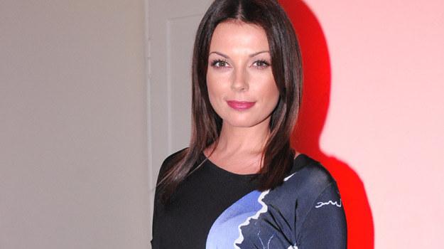 Katarzyna Glinka to bardzo zajęta aktorka i kobieta, prywatnie oraz zawodowo /Agencja W. Impact