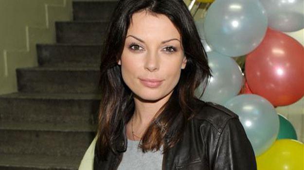 Katarzyna Glinka tym razem zagrała rolę jurorki /Agencja W. Impact