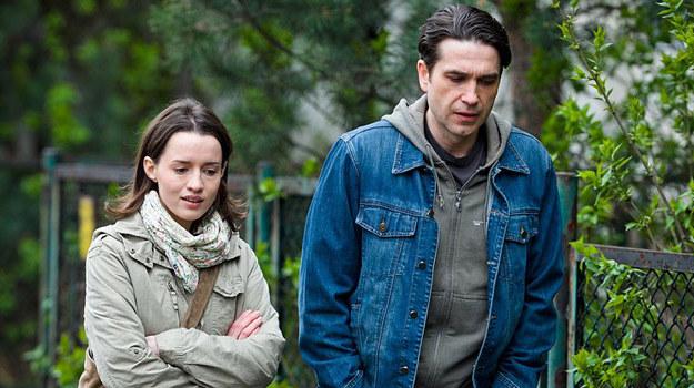 Katarzyna Maciąg i Marcin Dorociński /TVP
