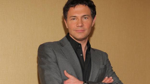 Krzysztof Ibisz wcieli się w... aktora /Agencja W. Impact