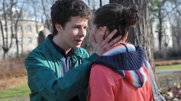 Łukasz (Adrian Żuchewicz) i Gabi (Gabrysia Pietrucha) /Agencja W. Impact