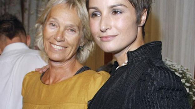 """Małgorzata Braunek, która w serialu """"Miłość nad rozlewiskiem występuje z Joanną Brodzik, od 30 lat nie je mięsa. /AKPA"""