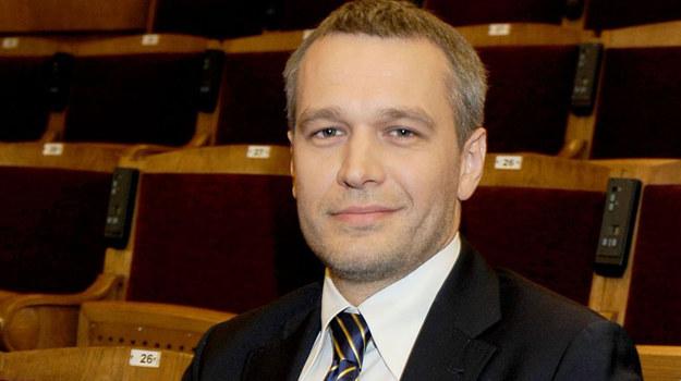 Michał Żebrowski /Agencja W. Impact