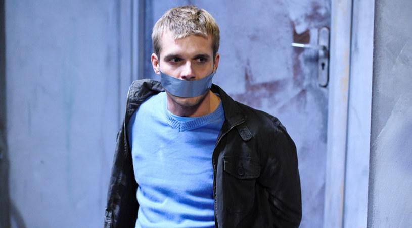 Michał zostanie porwany na życzenie swojej żony, Aleksandry /Agencja W. Impact