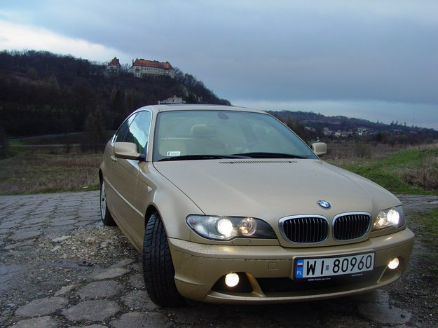 Na takie BMW musiałbyś wydać kilkadziesiąt tysięcy... /INTERIA.PL